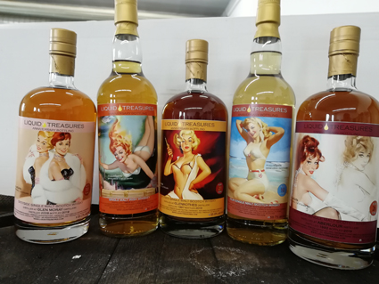 10th Anniversary bottlings 2019